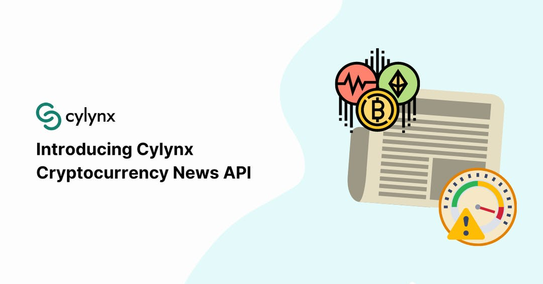 Introducing Cylynx Cryptocurrency News API