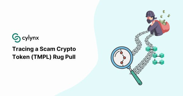 Tracing a Scam Crypto Token (TMPL) Rug Pull