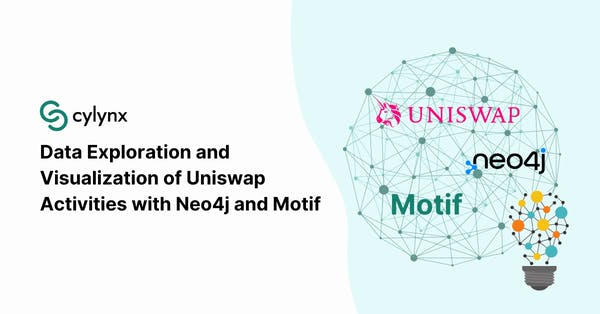 Data Exploration and Visualization of Uniswap Activities with Neo4j and Motif