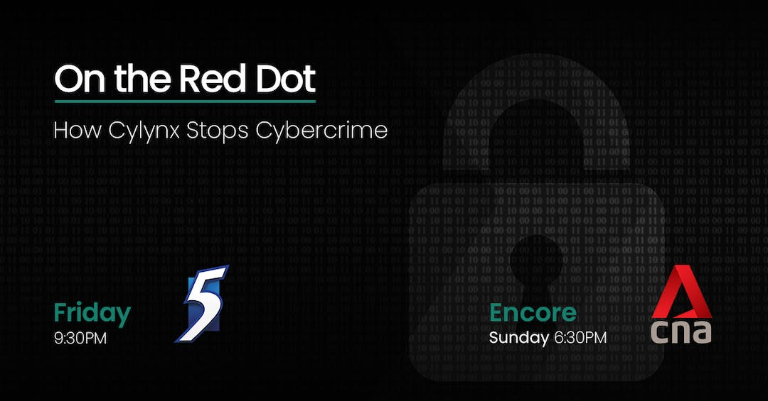 How Cylynx Stops Cybercrime - Documentary and Radio Interview